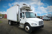 Used 2005 Freightliner M2 106 Reefer Single Axle Truck