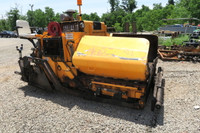 2016 Leeboy 8510C Low hours One Owner Paver