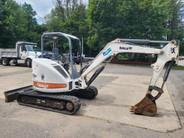 Used 2006 Bobcat 430HAG Mini Excavator