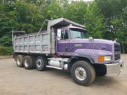 2002 Mack Tri Axle Dump Truck CL713
