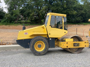2010 Bomag BW177DH-40 66'' Smooth Drum Vibratory Dirt Roller