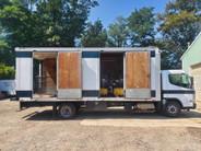 2014 Mitsubishi Fuso Cab Over 20ft Box Application Truck