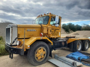 1975 Autocar DC9964 Heavy Spec Day Cab Tractor
