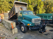 Sterling Automatic LT8500 Tandem Axle Dump Truck