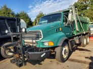 2004 Automatic Plow Dump Truck Tandem LT8500 Central Hyd Cummins
