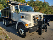 2004 Sterling Automatic LT8500 Central hyd Plow Truck Central Cummins