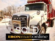 2007 Granite Mack Tri Axle CTP713