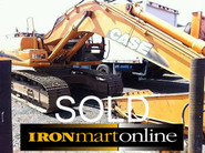 2005 Case CX210 Excavator with Grapple