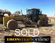 2006 John Deere 772D Motor Grader All Wheel Drive