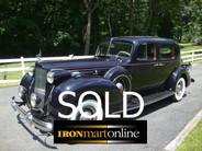 1938 Packard V12 Club Sedan