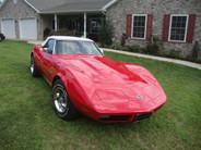 1973 Corvette convertible