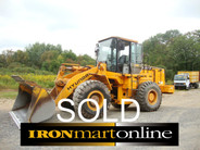 Wheel Loader HL 757-7 30,000Lb Machine