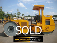 Ingram smooth 3 drum road roller 10 - 15 Ton 1999