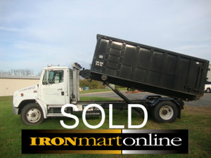 Freightliner Roll Off Truck (SOLD)