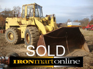 Cat 950 Size Wheel Loader TCM 860 used for sale