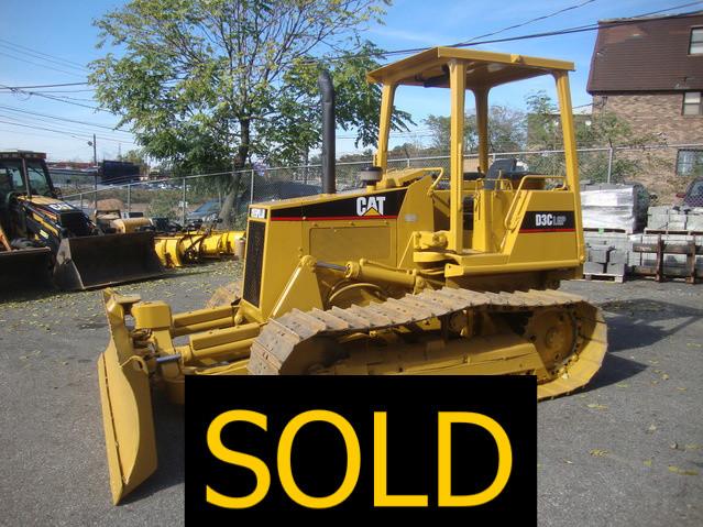 Cat D3C LGP Dozer used for sale