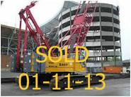 Sany SCC1000 115 Ton Crane