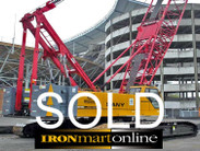 2008 Sany SCC1000 115 Ton Crane