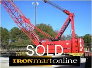 2008 Sany SC800 88 Ton Crane