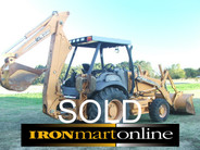 2007 Case 580M Series II Backhoe/Loader
