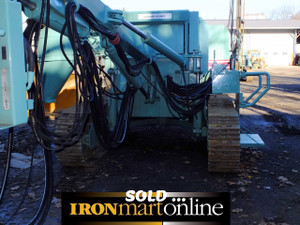 3500BV Rock Drill, in very good condition.