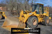 Wheel Loader John Deere 724J, in very good condition.