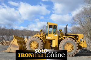 CAT 988 Wheel Loader, in very good condition.