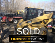 2004 Cat 252B Skid Steer