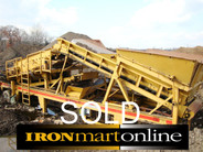 Top Soil Dirt Screener CEC 5121 Screen It used for sale