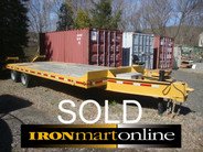 Eager Beaver 20 Ton Tagalong used for sale