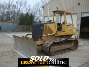John Deere 700H LT Dozer, in very good condition.