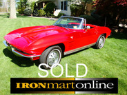 1964 Corvette Convertible used for sale