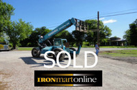 2003 Telehandler Forklift used for sale