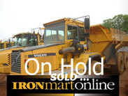 Volvo A30C Articulated Dump, in very good condition.