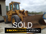 Kawasaki 70Z II Wheel Loader (SOLD)