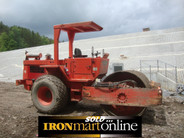 """Hamm 2411 84"""" Roller, in very good condition."""