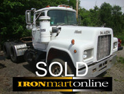 Mack R686ST‏ Tandem Axle Tractor SOLD