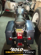 2003 Anniversary Edition Harley Davidson Road King, in very good condition.