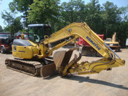 2006 PC78MR-6 Zero Tail Swing Excavator