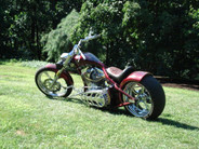 2006 Bare Knuckle Custom Chopper used for sale