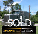 2003 Peterbilt 378 Tandem Axle Tractor used for sale