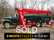 Truck Crane 23 Ton Terex 4792 used for sale