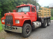 1984 R Model Mack Stake Truck