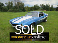 Classic 1972 Camaro used for sale