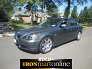 2007 BMW 530i, in very good condition.