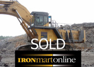 2007 Komatsu PC1800-6 Excavator used for sale