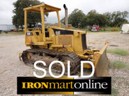 CAT D5C Crawler Tractor used for sale