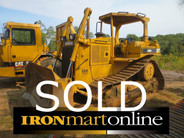 Caterpillar D6H Bulldozer used for sale