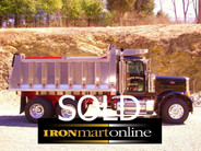 2005 Peterbilt 379 Tandem Dump Collectors Cat 475 Auto Shift used for sale