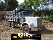 1999 Freightliner FLD120SD Tri-Axle Dump used for sale